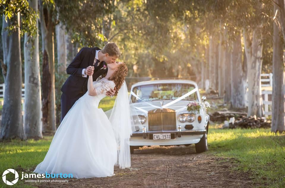 Classic Rolls Royce wedding cars
